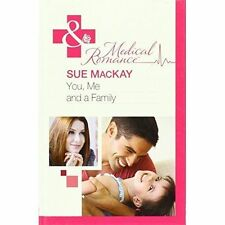 You, Me and a Family, Sue MacKay