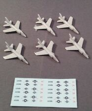 Starfighter Models 1/500 GRUMMAN F11F TIGER Planes for Revell Aircraft Carriers