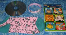 New Pokemon Jigglypuff Gift Lot Authentic Great Items * Next Day USA Shipping