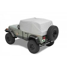 Pavement Ends Canopy Cab Cover 97-06 Jeep Wrangler TJ Charcoal