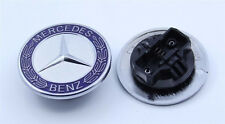 New  Mercedes Benz  FLAT HOOD OEM EMBLEM car badge GENUINE HIGH QUALITY