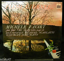 33 T VINYL-PIANO LORD-MICHELE FAVART PLAYS BEETHOVEN-SALOMON-SCARLATTI-SCHUBERT