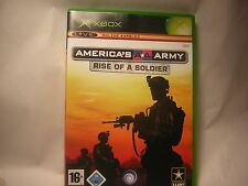 XBOX America's Army Rise Of A Soldier English