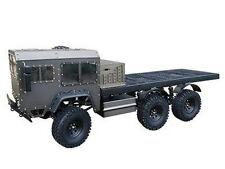 AMXrock Heavy Metal No.6 V2 Truck LKW Scaled Body Metal KIT Bausatz NEU