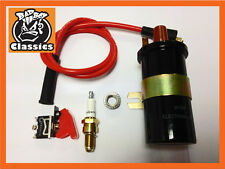 Universal Car Flame Thrower Kit para Single Escape Ideal Clásico / kit de coche