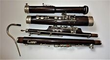 Buffet France wooden Bassoon needs work / overhaul