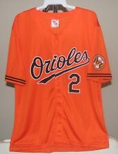 Baltimore Orioles MLB Classic Orange J.J Hardy #2 XL Replica Jersey