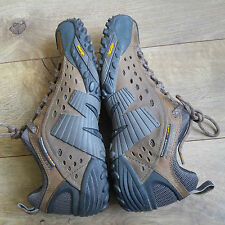 Lightly Worn Moth Brown Merrell Intercept Hiking/Trail Shoes Men's US Size 7