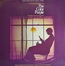 """THE COLOR PURPLE - QUINCY JONES  12""""  LP  (Q194)"""