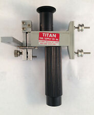 Titan Tool Supply Co Monocular Microscope with Mounting Bracketts