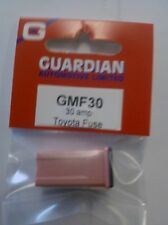 1 x 30 AMP PINK PAL PACIFIC TYPE J CASE CARTRIDGE FEMALE SLOW BLOW FUSE GMF30