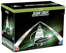 Star Trek: Next Generation Complete Series Seasons 1 2 3 4 5 6 7 BluRay Box Set