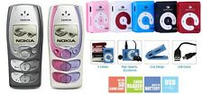 Nokia 2300 with ZEBRONICS Mini MP3 Music Player-6 Months Warranty