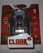 @NEW@ Wildgame Innovations Cloak 6 Deer Hunting Trail Camera! Model # k6i2