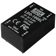 Meanwell ldd-1000l DC/DC LED de controladores en 6v-36v out 2v-30v 1a LED-Driver 855739