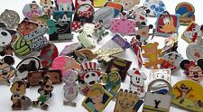 Disney Pin Lot of 30 Trader Pins Authentic Logo Great for Trading in the parks!!