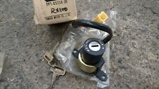 Yamaha 2strokes RX100 RX125 Ignition Switch NEW TAIWAN for P/N 1V1-82508-21