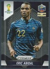 PANINI PRIZM 2014 WORLD CUP- #076-FRANCE-ERIC ABIDAL