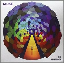 MUSE - THE RESISTANCE 2 VINYL LP NEW+