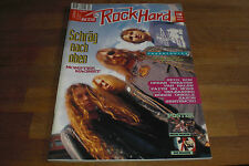 Rock Hard Nr.93 2/95 - Poster Dream Theater, Monster Magnet, Saxon, Unleashed