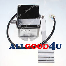Curtis EFP-001 0-5KOhm Electric Foot Pedals Forklift Sightseeing car four-wire