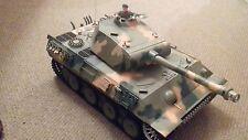 remote control tank German panther tank.