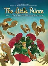 The Planet of the Overhearer (The Little Prince)-ExLibrary