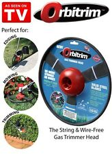 Lawn Care Orbitrim No String No Wire Head For 99% Gas Trimmer As Seen On TV