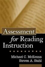 Solving Problems in the Teaching of Literacy Assessment for Reading Skills Book
