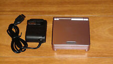 Nintendo Game Boy Advance GBA SP Pearl Pink System MINT NEW!