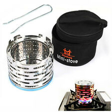 Camping Mini Portable Heater Cap for Butane Gas Stove Burner Fishing Outdoor