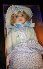 "ASHLEY BELLE KEEPSAKE DOLL, BISQUE, 23 INCHES, NIB WITH COA, NAMED ""NELLY"""