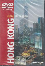 Dvd **CITTA' DEL MONDO ~ HONG KONG** Region Free