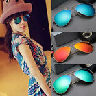 Popular Womens Mens Polarized Retro Mirror Lens Sunglasses Glasses