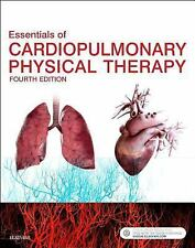 Essentials of Cardiopulmonary Physical Therapy by Ellen Hillegass (2016,...