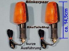 NEU: 2 Blinker f. YAMAHA XJ RD TDR TDM FZ FZR FJ FZX SRX TZR 600 350 850 750 900
