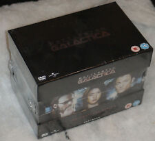 Battlestar Galactica - The Complete Series DVD Box Set - NEW & SEALED