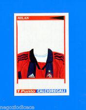 CALCIATORI PANINI 1998-99 Figurina-Sticker n.- MAGLIA MILAN 1 PUNTO-New