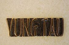 US USA Vung Tau Vietnam Military Hat Lapel Pin