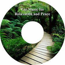 Tao Music for Relaxation and Peace CD Stress Relief Healing Sleep Aid Meditation