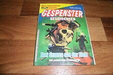 GESPENSTER GESCHICHTEN Taschenbuch  # 59 --  das GRAUEN aus der TIEFE // 1988