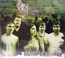 Full Armor What Love Is (CD) New in Package (NIP)