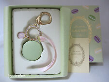 LADUREE Macaron Keychain  Keyring  Bag Charm Green from Japan New