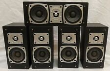 Yamaha 5 Speaker Set - 4 NS-A329 Surround and 1 NS-AC329 Center Channel