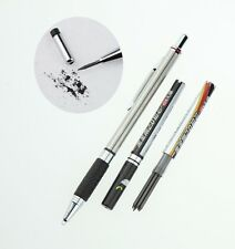 2.0mm Lead Holder Mechanical Pencil + 2 tubes Pencil Lead Refill Sketch Drawing