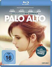 Palo Alto (Emma Roberts, James Franco, Gia Coppola) Blu-ray Disc NEU + OVP!