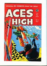 Aces High 4. Gemstone  1999 -Reprints '50  EC  - FN  / VF