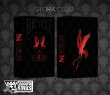 Bicycle MADE (Stork Club) Playing Cards - Limited Edition Numbered Seal