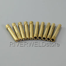 "10pc Collets  1.6mm 1/16"" for QQ150A TIG Welding Torch Parts Consumables"