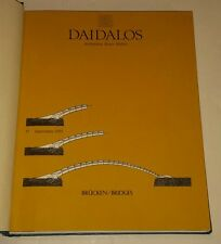 DAIDALOS 1995 #57-58 Architecture Art Culture 2 Vol bnd Architektur Kunst Kultur